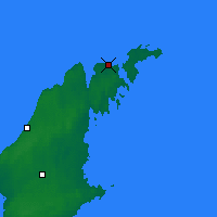 Nearby Forecast Locations - Farosund-Ar - Map