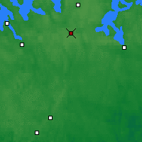 Nearby Forecast Locations - Lammi - Map