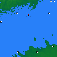 Nearby Forecast Locations - Kirkkonummi Makiluoto - Map