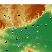 Nearby Forecast Locations - Boai - Map
