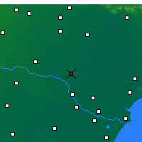 Nearby Forecast Locations - Wuqing - Map