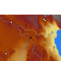 Nearby Forecast Locations - Chitipa - Map