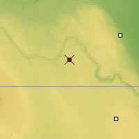 Nearby Forecast Locations - Pilot Mound - Map