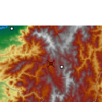 Nearby Forecast Locations - Catamayo - Map