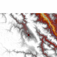 Nearby Forecast Locations - Ayacucho - Map