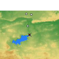 Nearby Forecast Locations - Renukoot - Map