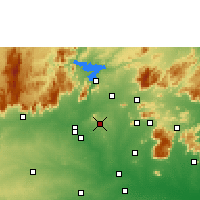 Nearby Forecast Locations - Sankagiri - Map