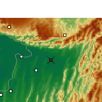 Nearby Forecast Locations - Silchar - Map