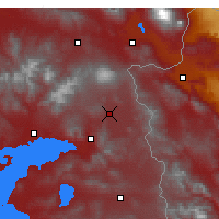 Nearby Forecast Locations - Çaldıran - Map