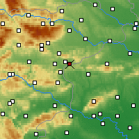 Nearby Forecast Locations - Rogatec - Map