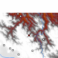 Nearby Forecast Locations - Quime - Map