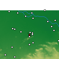 Nearby Forecast Locations - Silao - Map