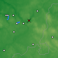 Nearby Forecast Locations - Vilnius - Map