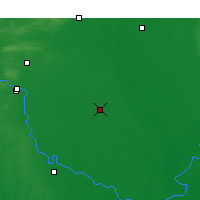 Nearby Forecast Locations - Stuttgart - Map