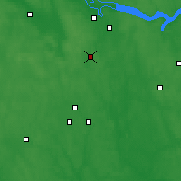 Nearby Forecast Locations - Furmanov - Map