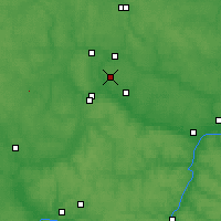 Nearby Forecast Locations - Obninsk - Map