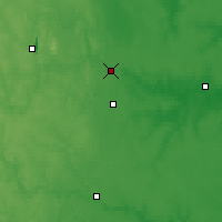 Nearby Forecast Locations - Sukhoy Log - Map