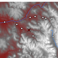 Nearby Forecast Locations - Basalt - Map